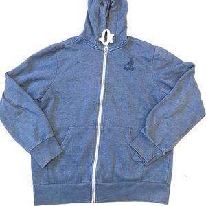 Men's Aeropostale Zip-Up Sweatshirt size Large